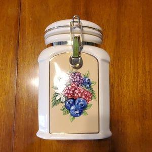Knott's Berry Farms Ceramic Cookie Jar